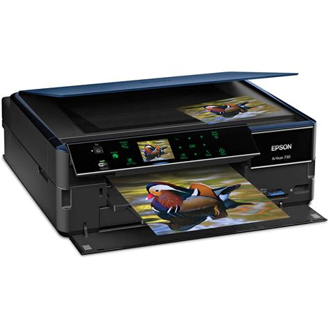 Printer Epson All In One Terbaru epson artisan 730 all in one color inkjet printer c11cb18201 b h