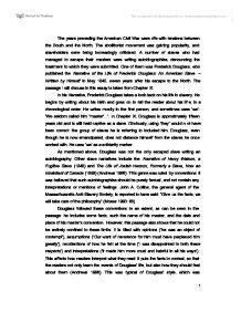 Learning To Read And Write Frederick Douglass Essay by 50 Essays Frederick Douglass Sludgeport693 Web Fc2