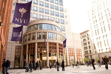 Manhattan College New York Mba by Nyu School Of Business In Photos Best Business
