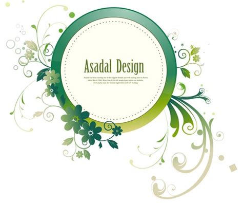 Label Design Eps | spring labels vector design