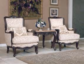 Living Room Furnishings Traditional Luxury Formal Living Room Furniture Set