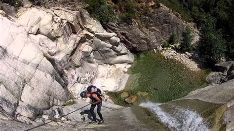 Youtube Motorradtouren Korsika by Korsika Canyoning 2012 Youtube