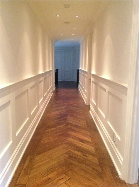half wall wood paneling wood panelling walls and ceilings all painted by ngi