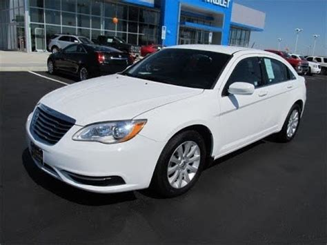 2014 chrysler 200 review 2014 chrysler 200 touring review used cars dayton ohio