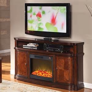 60 cherry media electric fireplace at big lots house