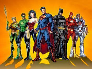 jadwal film marvel dan dc film superhero justice league bakal dirilis 2017