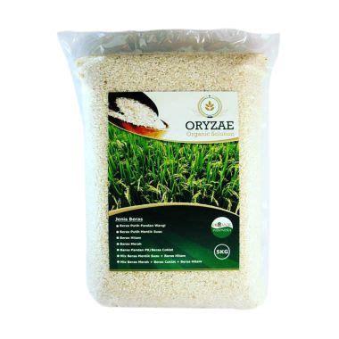 Harga Sariayu Masker Beras Putih jual oryzae mentik beras putih organik 5 kg harga kualitas terjamin blibli