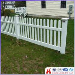 pvc plastic small white picket fence for garden buy