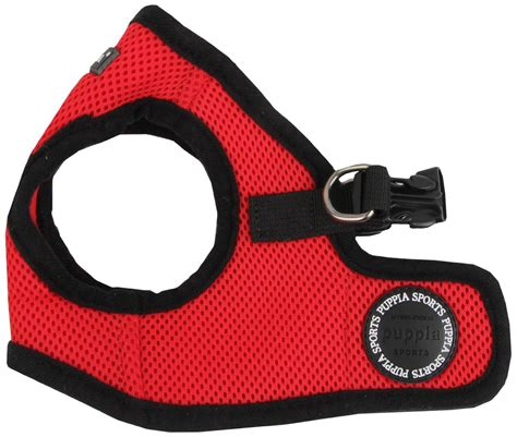 puppy in vest puppia puppy step in soft harness vest size color ebay