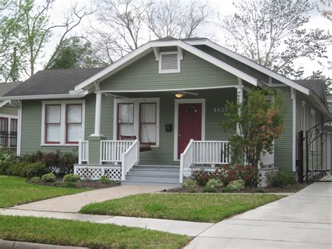 the other houston bungalow colors some beautiful - Bungalow Farben