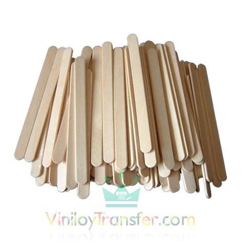 canastas de palitos madera de colores palitos de madera de helado para manualidades