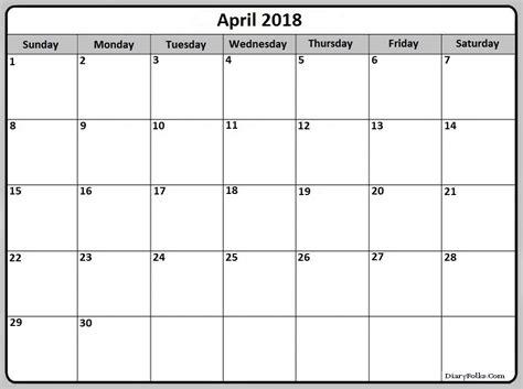 Calendar 2018 April Australia April 2018 Australia Calendar With Holidays