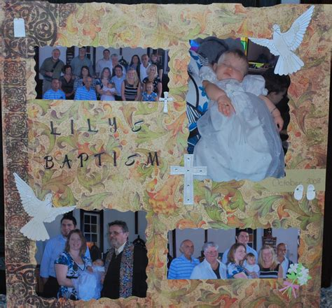 layout design for baptism layout baptism