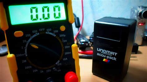 test su guida come misurare la tensione con il tester