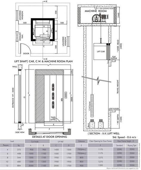 Small Home Elevator Size Golden Elevator Interior Student