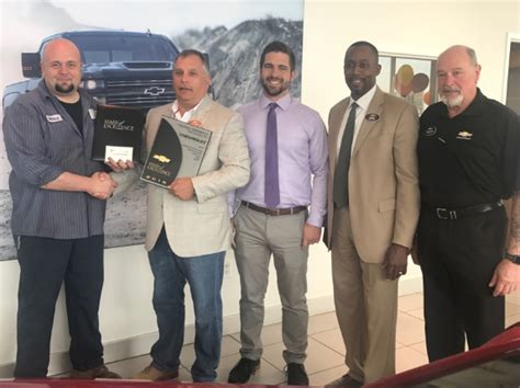 Fixed Operations Director of excellence central chevrolet