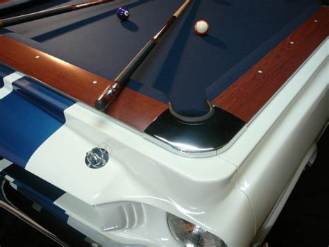 car pool tables camaro mustang corvette shelby 59 corvette car pool tables