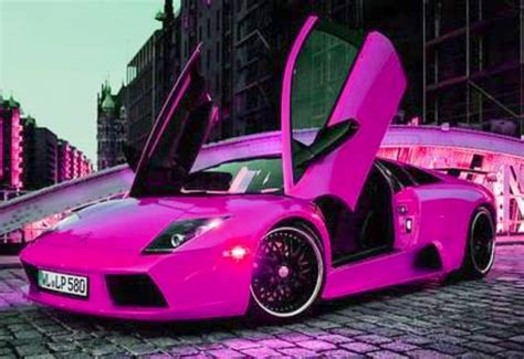 pink cars pink dream car pretty pink pinterest