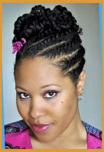 need a protective style 18 flat twist updo styles