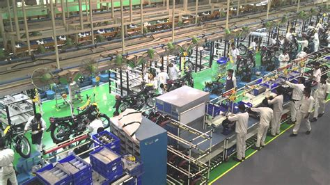 hero motocorp ap plant production to commence by dec 2018 automotive industry in ncr is widening as new clusters evolve