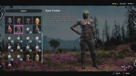 find  splinter cell suit location   cry