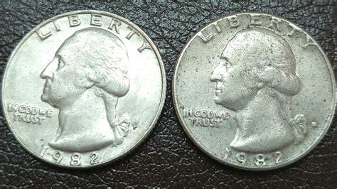 rare us quarters quarters worth money 7 1982 youtube