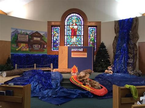 vacation bible school vbs 2018 rolling river rage decorating mural experience the ride of a lifetime with god books 19 best rolling river rage vbs 2018 images on