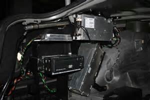 e65 voice control module where is it please help me