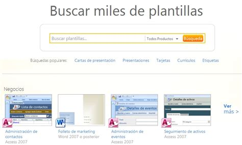 plantillas para office todas las versiones nksistemas