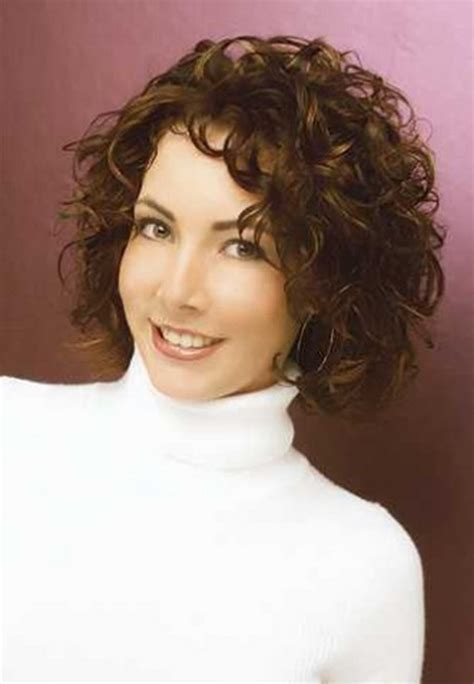hairstyles for curly frizzy hair on 50 year old short curly natural hair styles