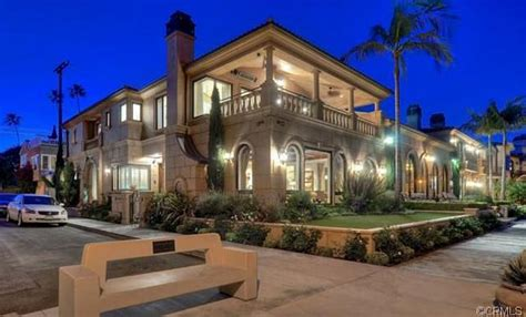 $10.9 Million Mediterranean Waterfront Mansion In Long
