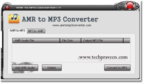format audio amr how to convert amr to mp3 format
