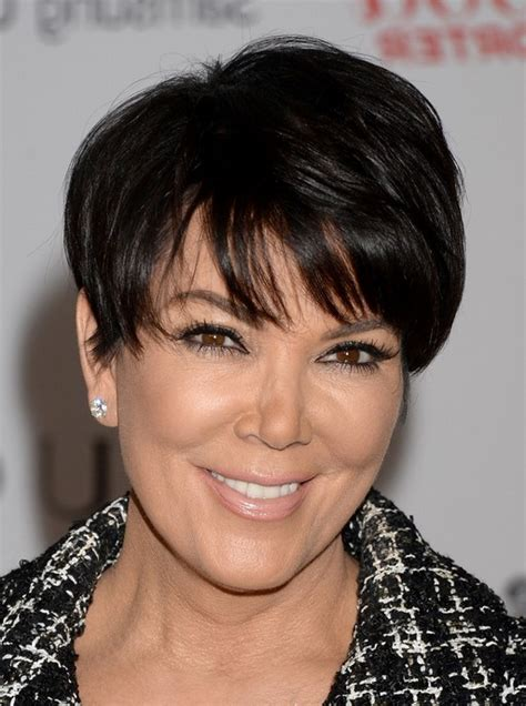 kris jenner 2014 haircut celebrity endorsed short hairstyles for women over 50