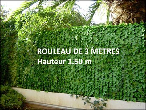 Cloture Vegetale Sans Entretien by Haie V 233 G 233 Tale Artificielle Feuillage Lierre 1 50x3m