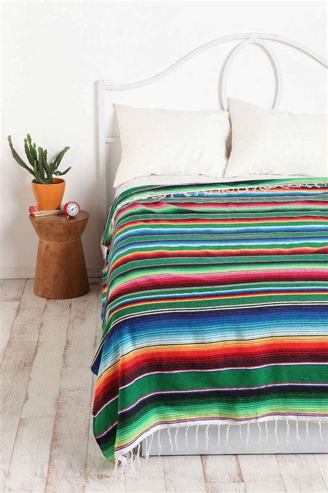 serape bedding serape striped blanket