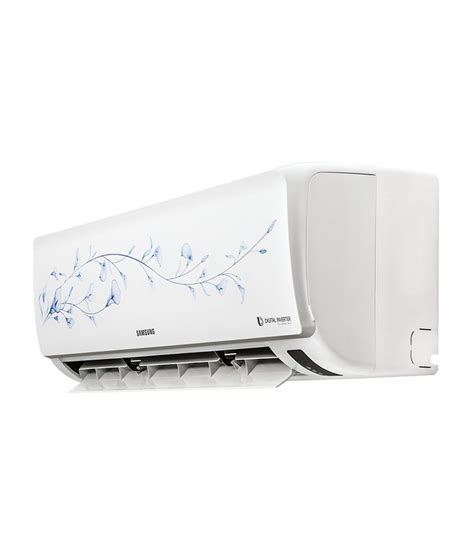 Ac Samsung Standard Inverter samsung 1 5 inverter ac ar18jv5hatqnna air conditioner tender grey price in india buy