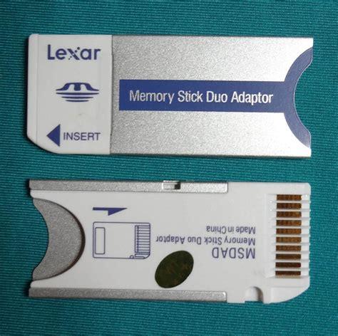 Sony Memory Stick Pro Duo 2 4gb Ms Mt4g Symc01bk adaptador ms pro duo p memory stick sony duo 2gb 4gb 16gb