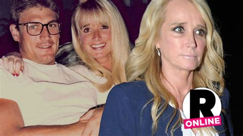 what is the secret kim richards has about lisa rinnas husband secret pain how the brutal murder of kim richards one