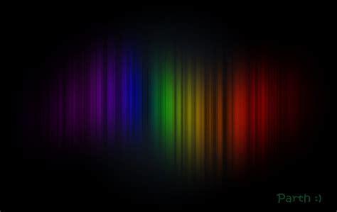 rainbow color effect by parthkadecha on deviantart