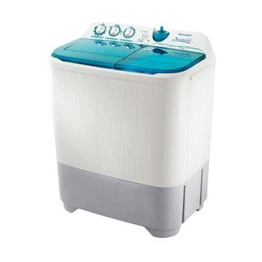 jual sharp es t85cr bk pk vk mesin cuci 8kg