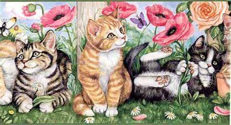 cat wallpaper border kitten wallpaper border image search results