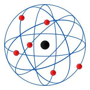 modelo atomico de democrito gwyn blog modelo atomico de democrito