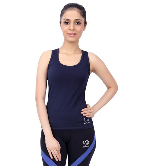 Best Product Promo Singlet Lekbong Fitness restless fitness singlet buy at best price on snapdeal