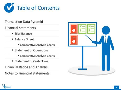 best photos of table of contents powerpoint slide table