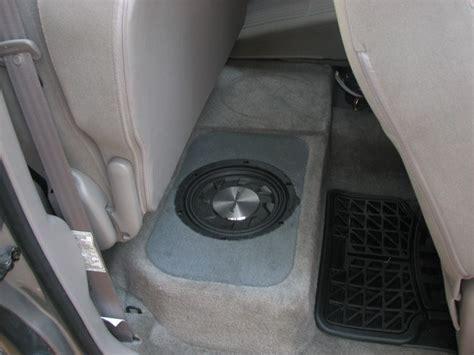 Toyota Tacoma Subwoofer Toyota Tundra Access Cab Subwoofer Box