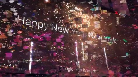 when is new year 2015 nyc happy new years in 2015 to you from times square in new