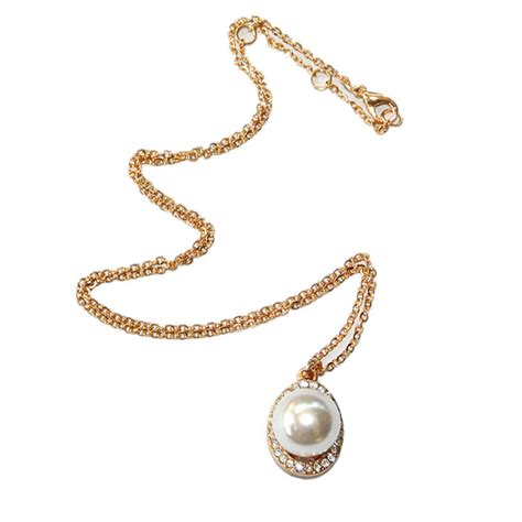 Pearl From Taiwan classic pearl drop necklace single pearl necklace fashionable taiwan jewelry buy taiwan