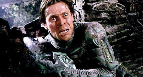 green goblin actor amazing spider man 2 10 of the best superhero movie death scenes