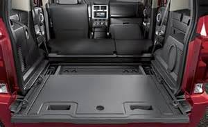Dodge Nitro Interior Car And Driver