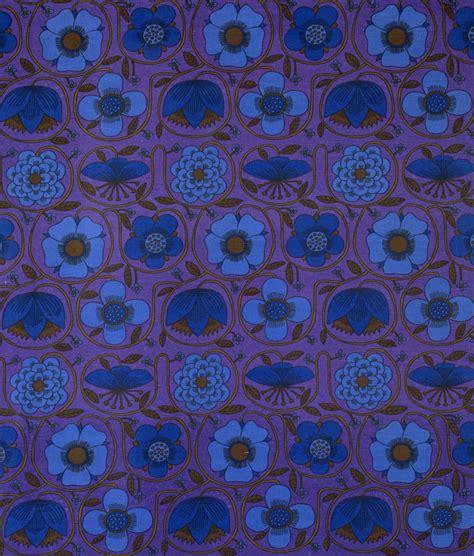 Interior Fabrics 1960 by 1960s Textile Designers And Albert Museum